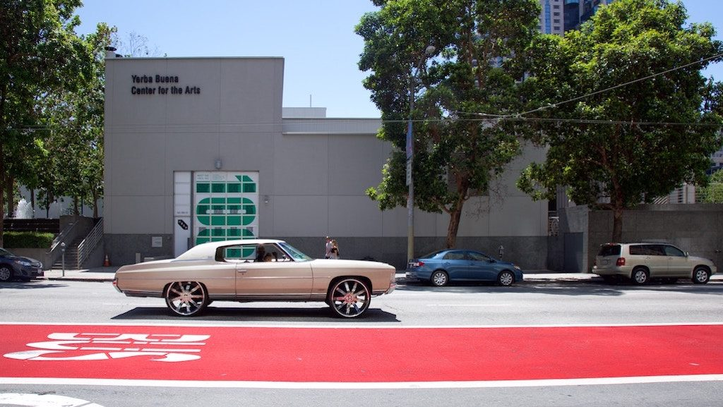 Yerba Buena Center for the Arts Charter Bus Rentals