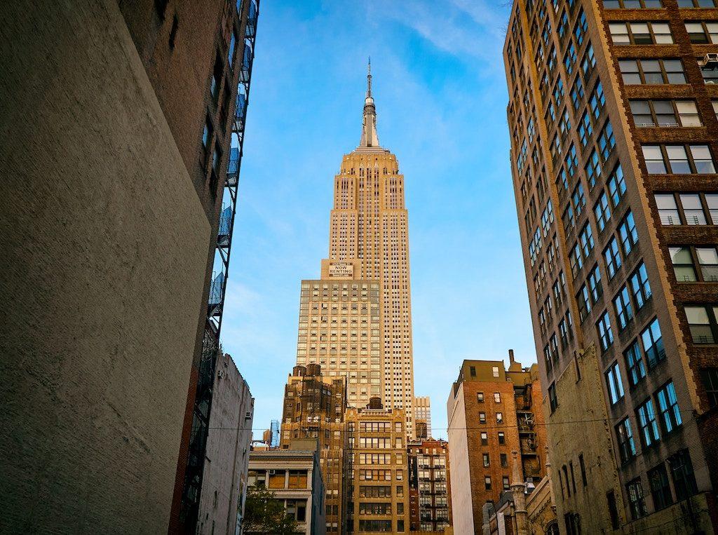 Empire State Building Tour Bus Rentals