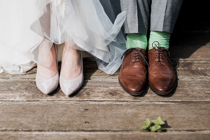 Rent a bus in Toronto for your wedding.