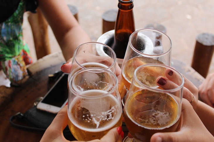 Rent a bus for your East coast craft brewery tour!