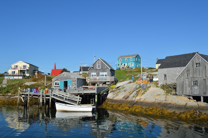 Rent a charter bus for the Maritimes leg of your Canadian bus tour.