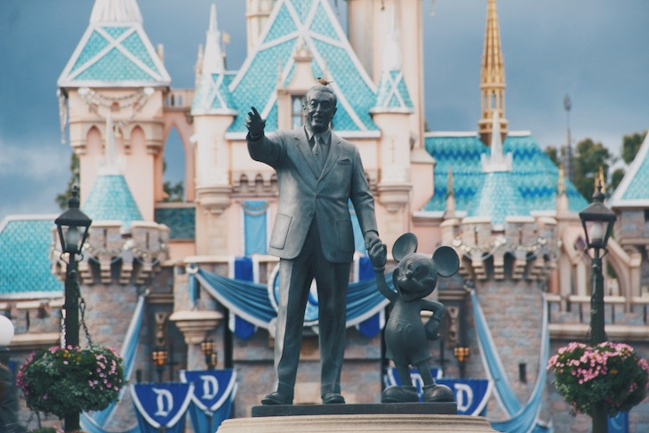 Rent a Miami charter bus to Walt Disney World.
