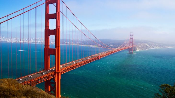 Rent a San Francisco charter bus in the Bay Area.