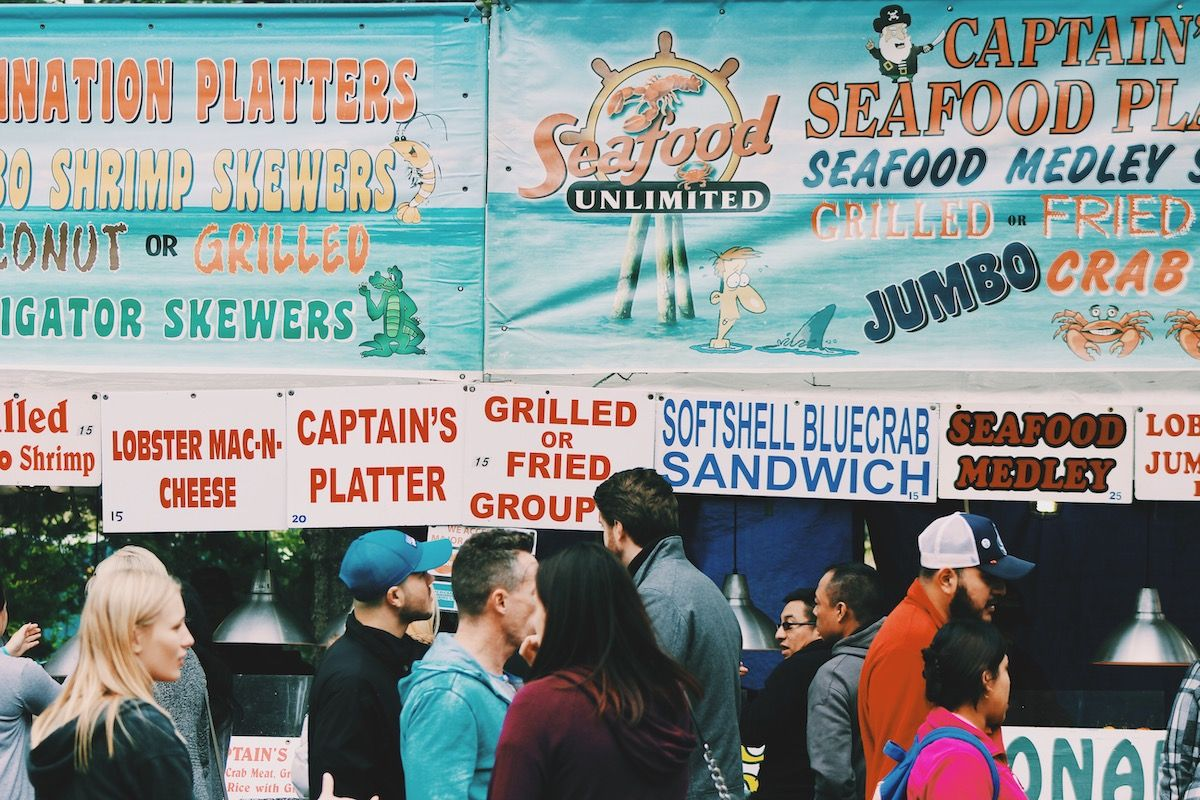 American West Coast Foodie Bus Tour