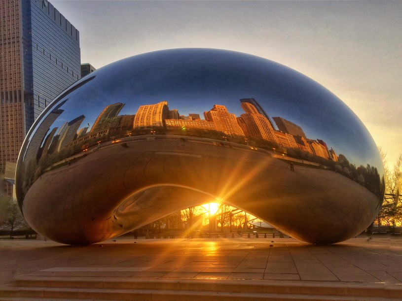 Charter a bus and take a tour of Chicago's iconic architecture.