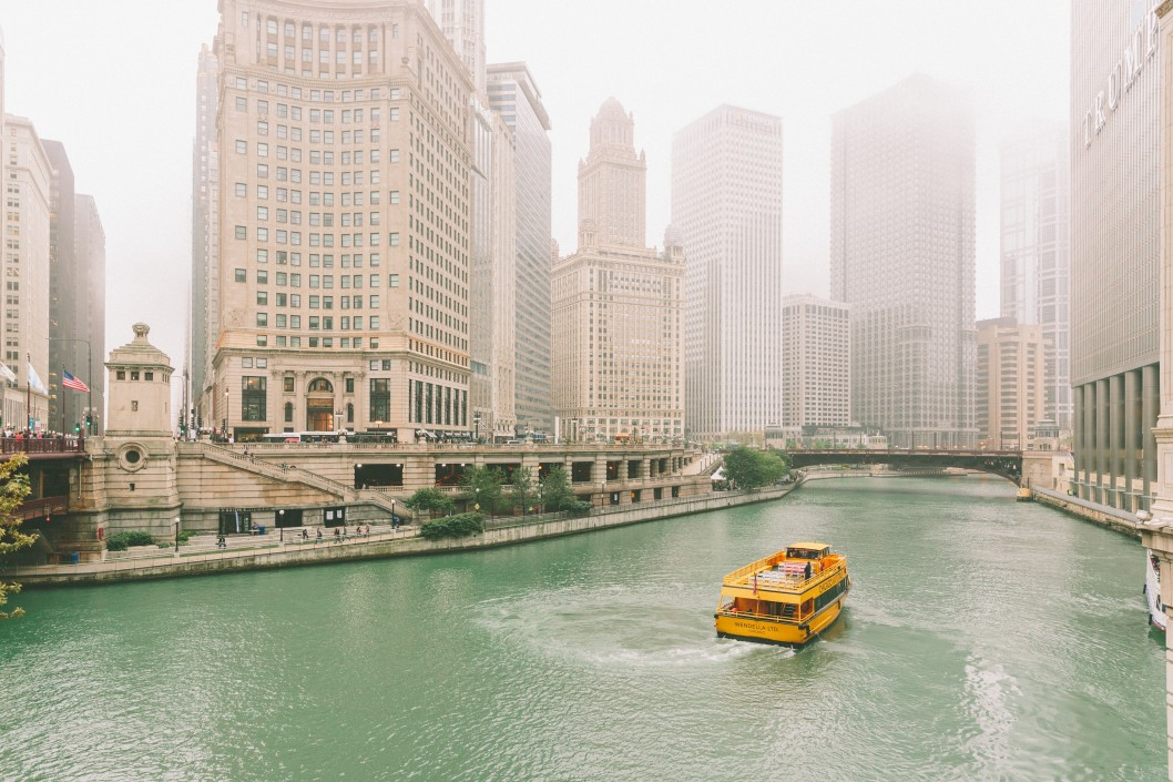 Rent a bus and plan your tour of Chicago's architecture.