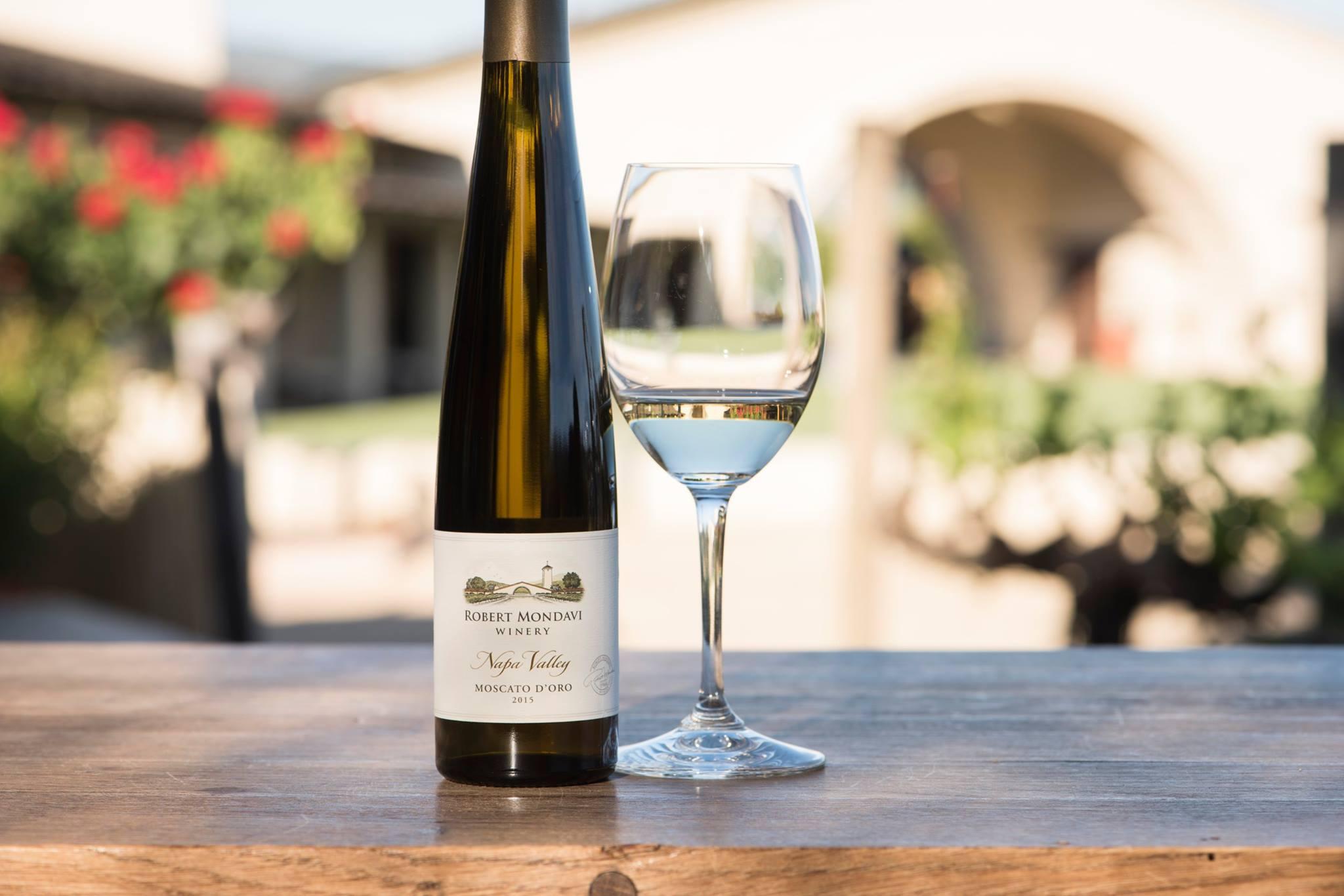 Enjoy one of Robert Mondavi's Wine by renting a charter bus.