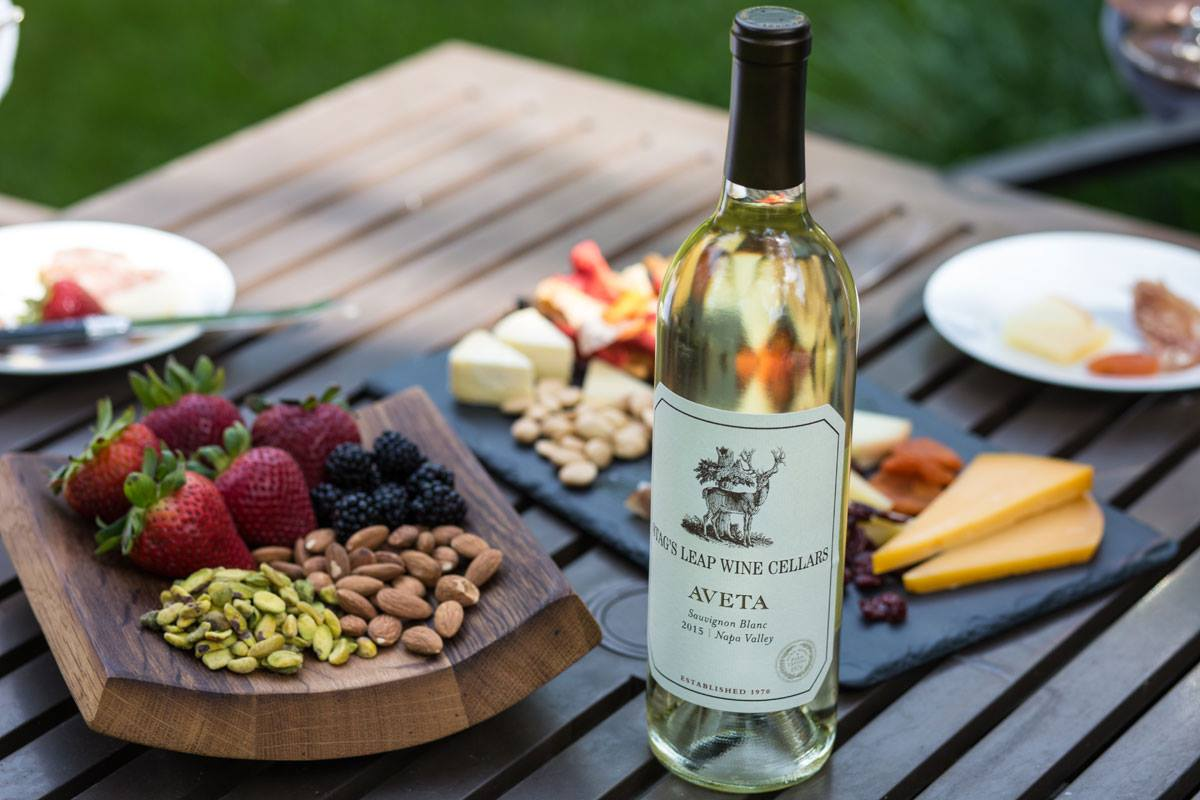 Enjoy this Sauvignon Blanc by renting a charter bus!
