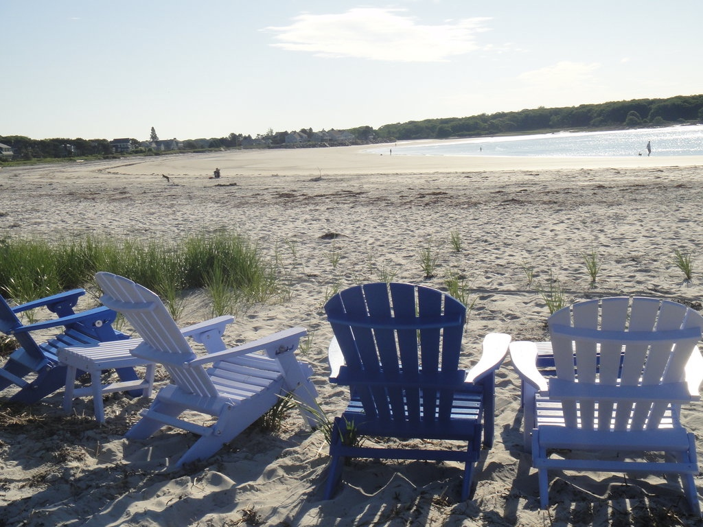 Visit Kennebunkport, Maine by renting a charter bus.