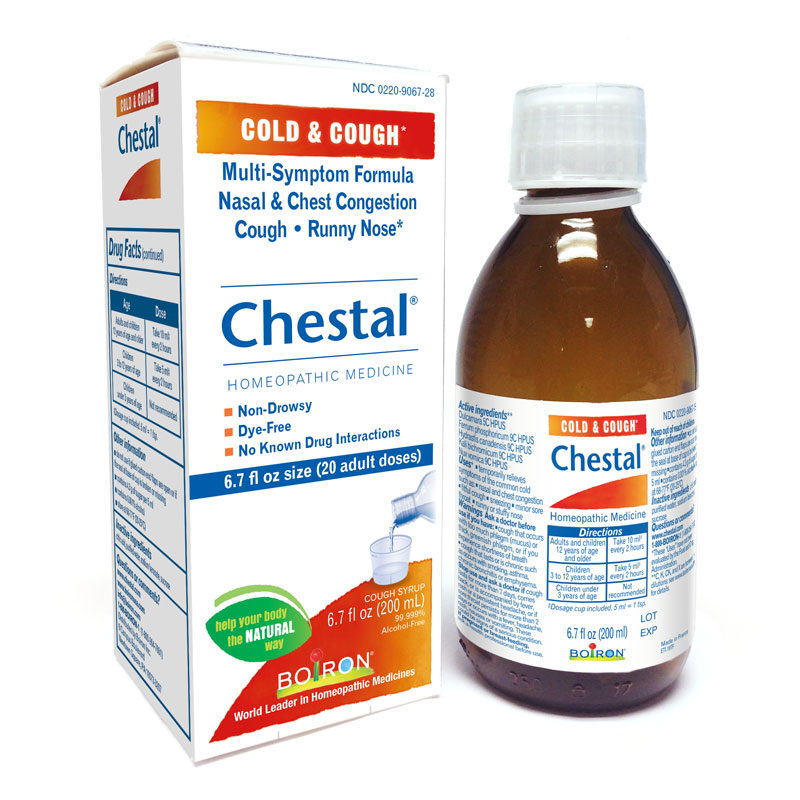 Chestal Cold & Cough