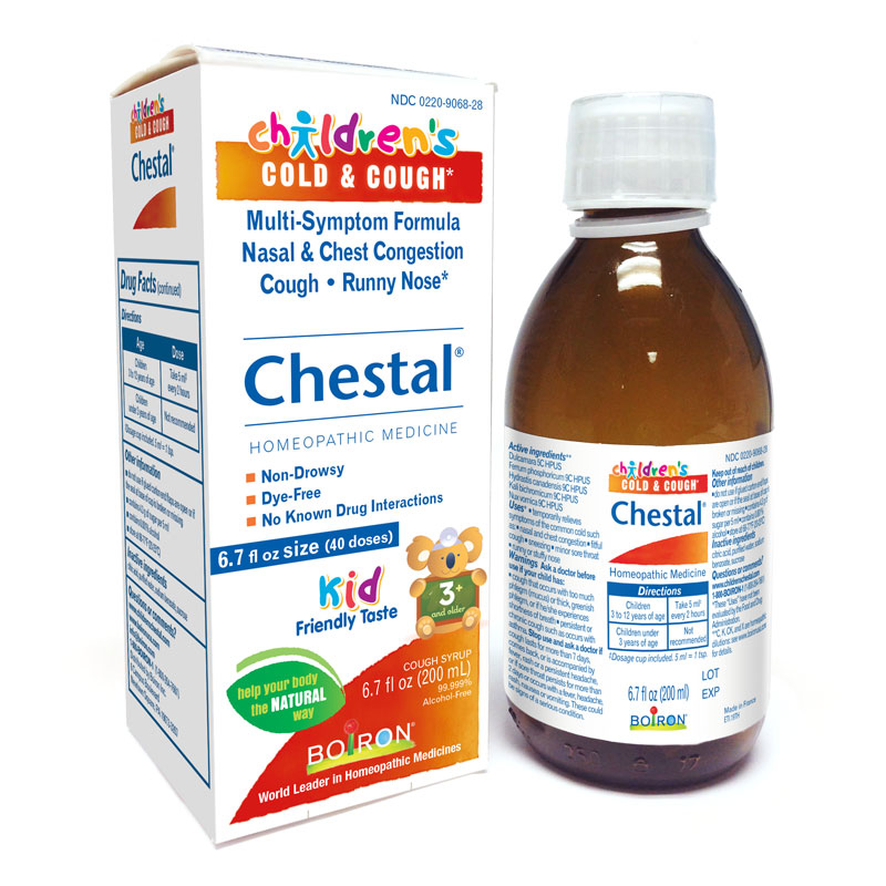 Childrens Chestal Cold & Cough