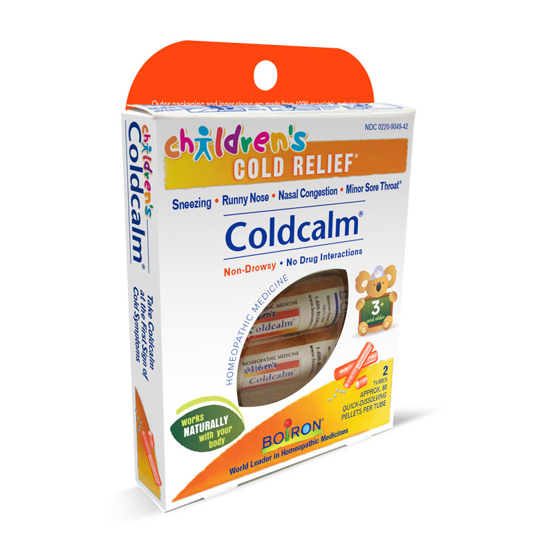 Childrens Coldcalm