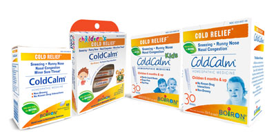 Coldcalm, Children's Coldcalm, ColdCalm Kids, and ColdCalm Liquid Doses