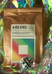 Café 4 Beans Blend Maravilha Grãos 250g