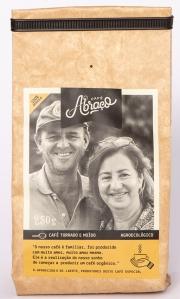 Café Abraço a Dona Aparecida e Sr. Laerte - Moído - 250g