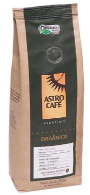 Café Astro Orgânico - Grãos 250g