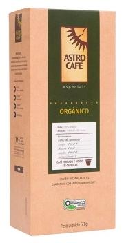 Café Astro Orgânico - Cápsulas 10 Unidades