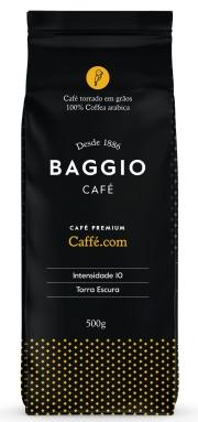 Baggio Café Premium Caffé.Com Grãos 500g