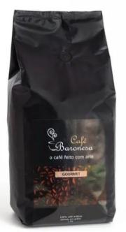 Café Baronesa Gourmet em Grãos 1kg