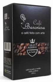Café Baronesa Gran Reserva - Moído 250g