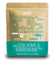 Café Bazilli Com Nome e Sobrenome - Moído para Prensa Francesa 250g