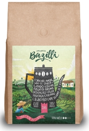 Café Bazilli - Grãos 500g