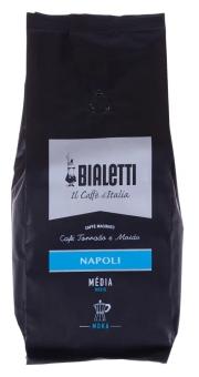 Café Bialetti Napoli - Moído Para Cafeteira Italiana - 250 g