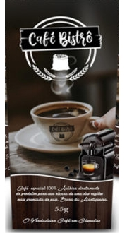 Café Bistrô Especial Gourmet - Cápsulas 50 unid