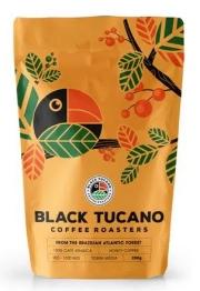 Café Black Tucano Honey Coffee em Grãos 500 g