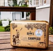 Café Blum's Kaffee Campeão 2019 - Grãos 150g