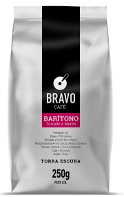 Café Bravo Barítono – Moído 250g