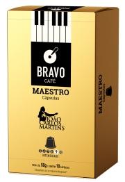 Café Bravo Maestro – Cápsulas