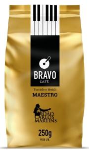 Café Bravo Maestro – Moído 250g