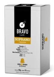 Café Bravo Soprano – Cápsulas