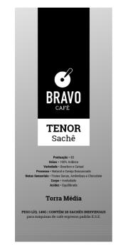 Café Bravo Tenor – Drip 20 Sachês