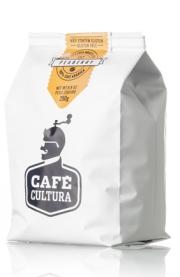 Café Cultura Brasil Peaberry - Moído para Cafeteira Italiana 250g