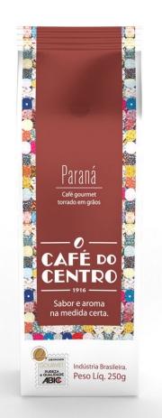 Café do Centro Paraná - Grãos 250g