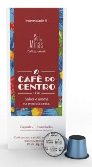 Café do Centro Sul de Minas - Cápsulas 10 Unidades