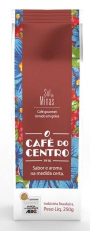 Café do Centro Sul de Minas - Grãos 250g
