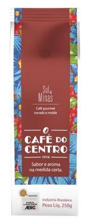 Café do Centro Sul de Minas - Moído 250g