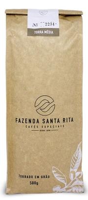 Café Fazenda Santa Rita - Grãos 500g