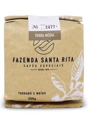 Café Fazenda Santa Rita - Moído 250g