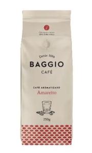 Baggio Café Aromas Amaretto moído 250 g