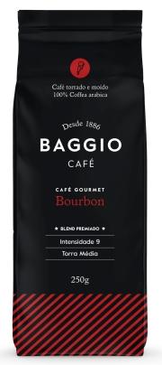 Café Baggio Gourmet Bourbon - Moído 250g
