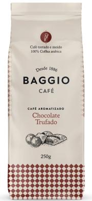Baggio Aromas Chocolate Trufado - Moído 250g