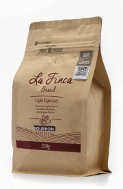 Café La Finca Bourbon – Grãos - 250g
