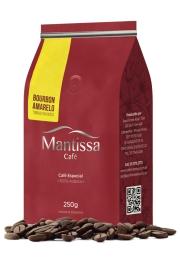 Café Mantissa Bourbon Amarelo Grãos 250g