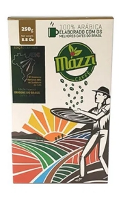 Café Mazzi 16ª Edição Especial dos Melhores Cafés do Brasil - Moído 250 g