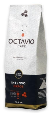 Café Octavio Intenso - Grãos  250g
