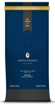 Café Santa Mônica Intenso Moído 250 g